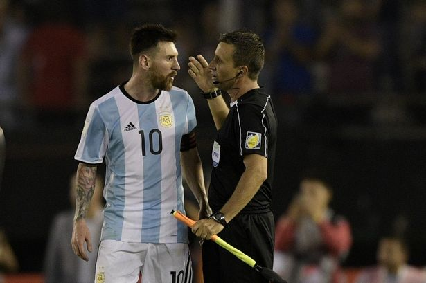 Image result for Messi ban overturned by fifa