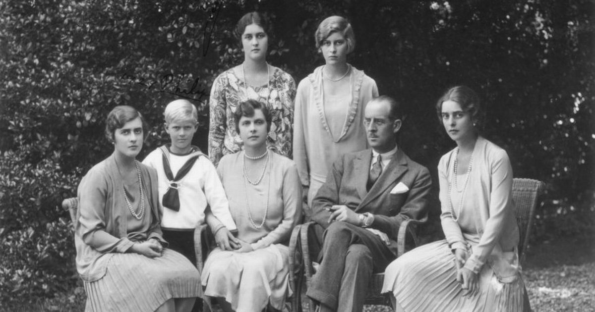 Prince Philip S Sisters
