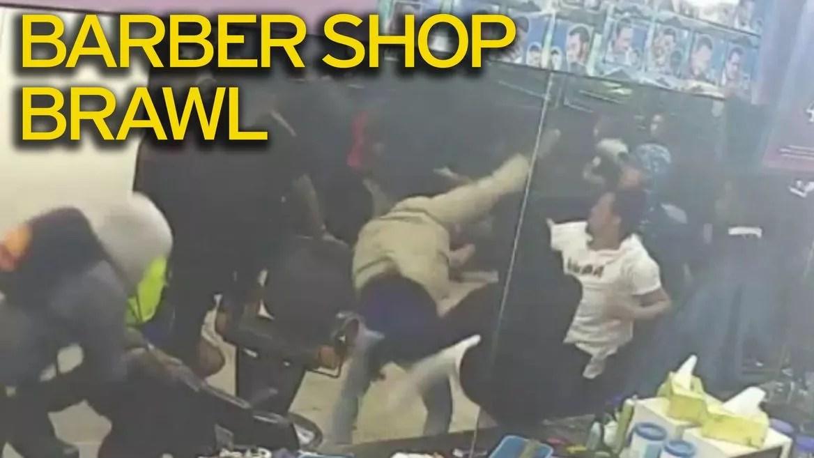 Hasil gambar untuk melbourne police barber shop