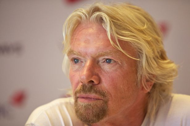 Philanthropist: Sir Richard Branson