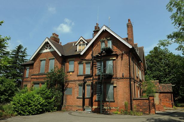 Beechwood Children's Home in Mapperley, Nottingham