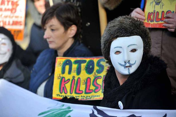 ATOS protests
