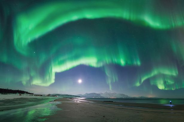 Best Place Scotland See Northern Lights