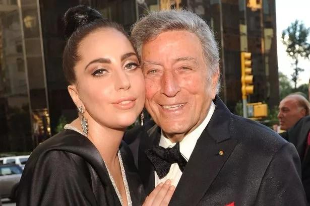 Crédito: Lady Gaga dice que Tony Bennett le salvó la vida