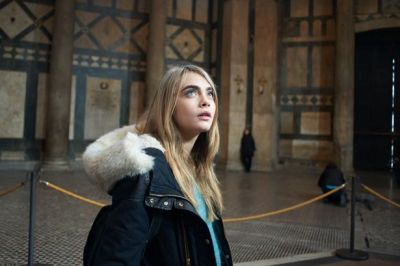 Cara Delevingne makes her acting debut in The Face of an Angel