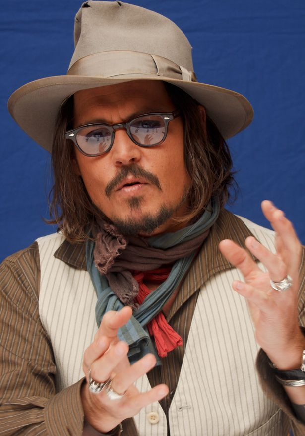 Johnny Depp And Daughter Lily Rose And Other Chips Of The