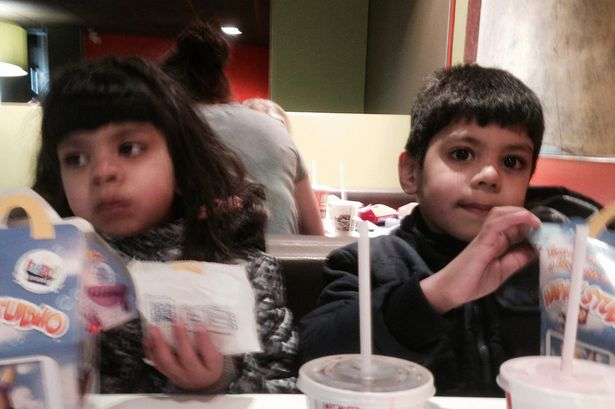 Zoha Malik and Essa Malik