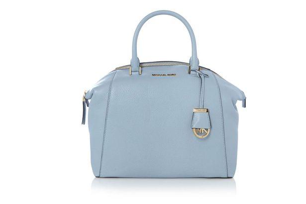 Michael Kors Blue Riley bag