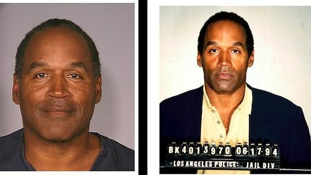 OJ Simpson was arrested on charges of armed robbery in 2007