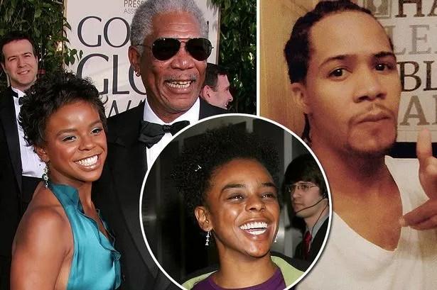 The ex-boyfriend of Morgan Freeman's step grand daughter who killed her E'Dena Hines Lamar Davenport