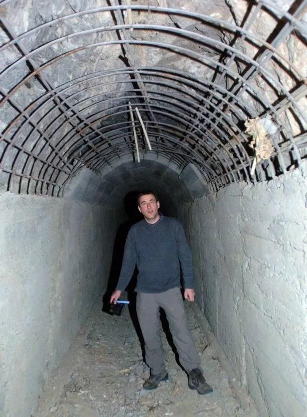 Mullah Omar's bunker