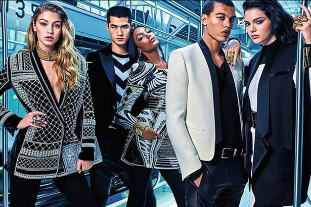 Gigi Hadid, Jourdan Dunn and Kendall Jenner in new H&M advert