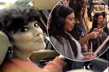 Kris Jenner's Birthday Video gets a 2015 update from her daughters