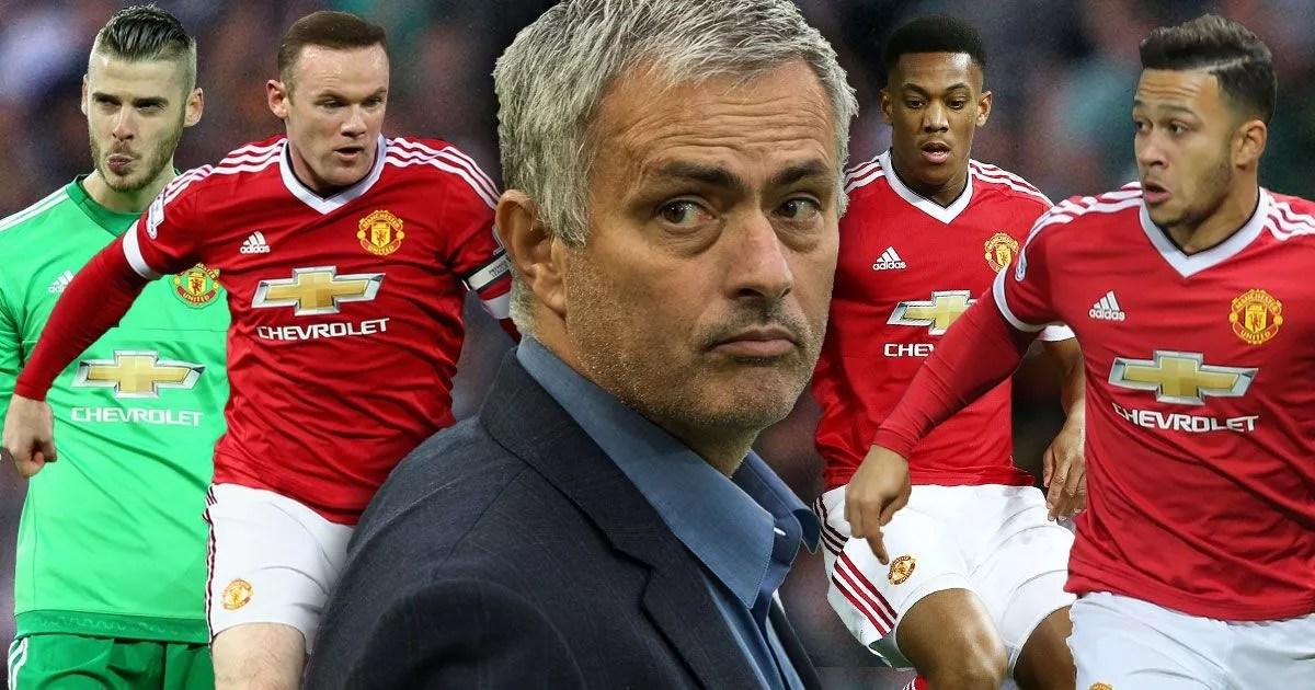 Resultado de imagem para manchester united mourinho