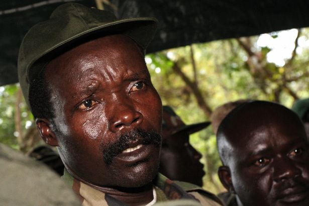 The leader of the Lord's Resistance Army (LRA), Joseph Kony