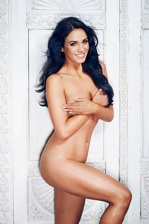 ONE-WEEK-ONLY-vicky-pattison Photos: Vicky Pattison poses naked in new photoshoot