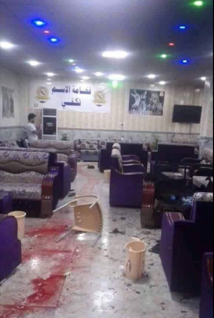 ISIS kill 14 Real Madrid fans at supporters club
