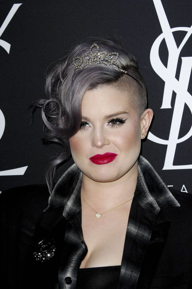Kelly Osbourne attends the Yves Saint Laurent Beauty event at Gibson Brands Sunset on May 18, 2016 in Los Angeles, California