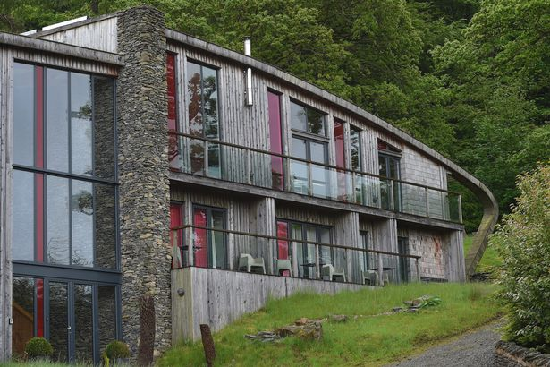 Abandoned' Grand Designs Eco Dome B&B Enthralled TV Viewers But