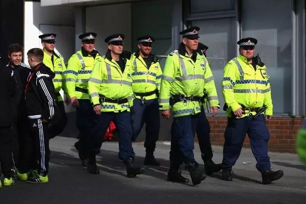 Police units