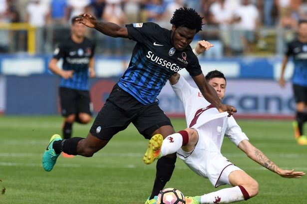 Image result for franck kessie
