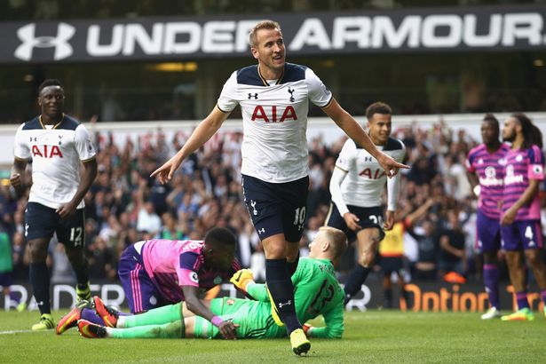 Premier League Harry Kane