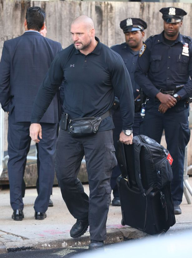 Bodyguards Hire Nyc