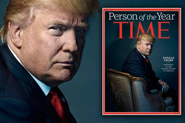 Trump person of the year
