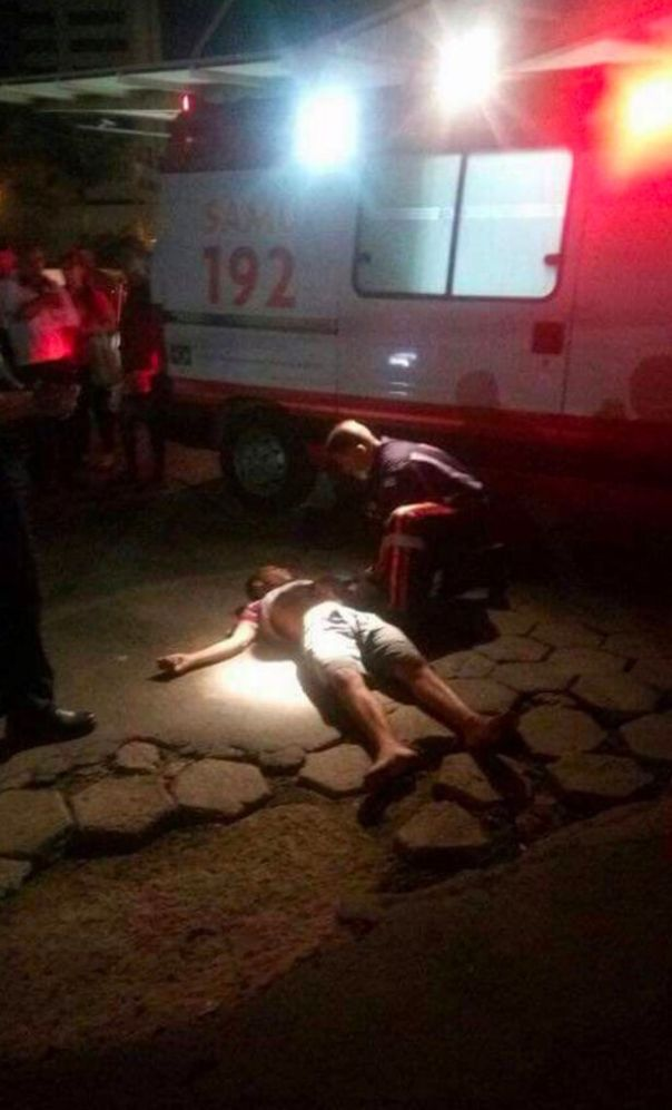 Thugs are randomly shooting at anyone who passes': Looting, rape and murder break out on the streets of Brazil after military police go on strike