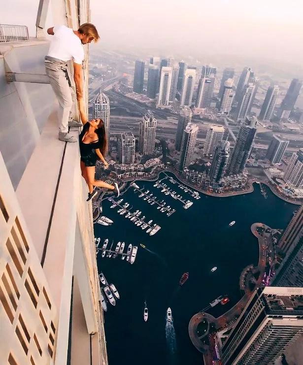 Curious Kids: setinggi apakah gedung pencakar langit yang