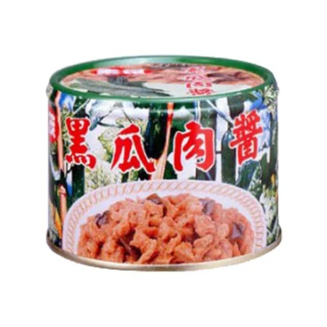 【大茂】黑瓜素肉醬     180g