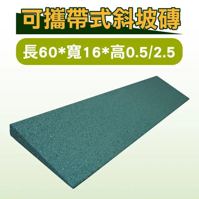 可攜帶式斜坡磚 長60*寬16*高0.5/2.5(斜坡板)