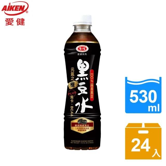 【愛健】黑豆水(530mlx24瓶/箱)