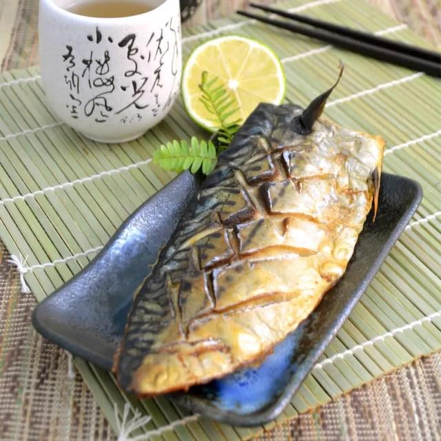 【大食怪】挪威薄鹽鯖魚片12片組(170g/片)