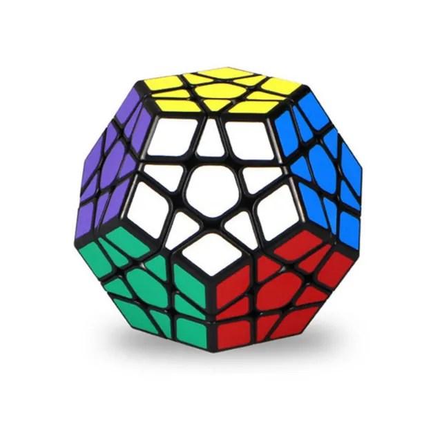 【888ezgo】魔方格五階12面球體形魔術方塊(12色)(授權)
