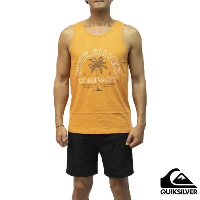 【Quiksilver】男款 男裝 背心 SHINING HOUR TANK(橘色)