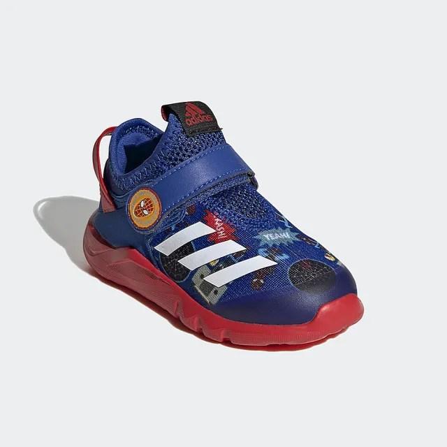 【adidas官方旗艦館】童鞋 MARVEL SPIDER-MAN ACTIVEFLEX AC 訓練鞋 男童/女童(FV4265)