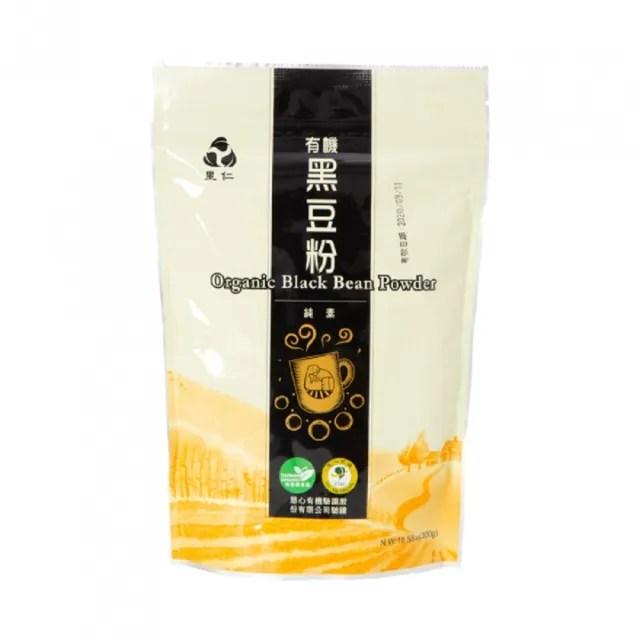 【里仁】有機黑豆粉300g