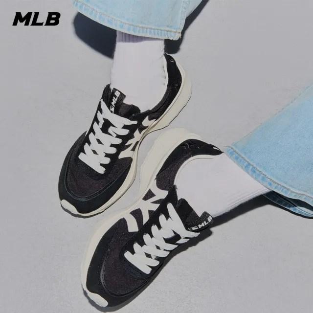 【MLB】麂皮老爹鞋 Chunky Jogger系列 紐約洋基隊(32SHX1111-50L)