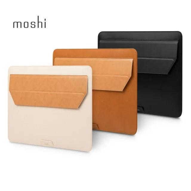 【moshi】Moshi Muse13'' 三合一多功能筆電支架包(三合一多功能筆電支架包)