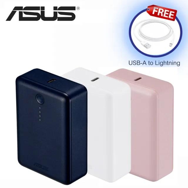 【ASUS 華碩】ASUS ZenPower 10000 PD(行動電源)