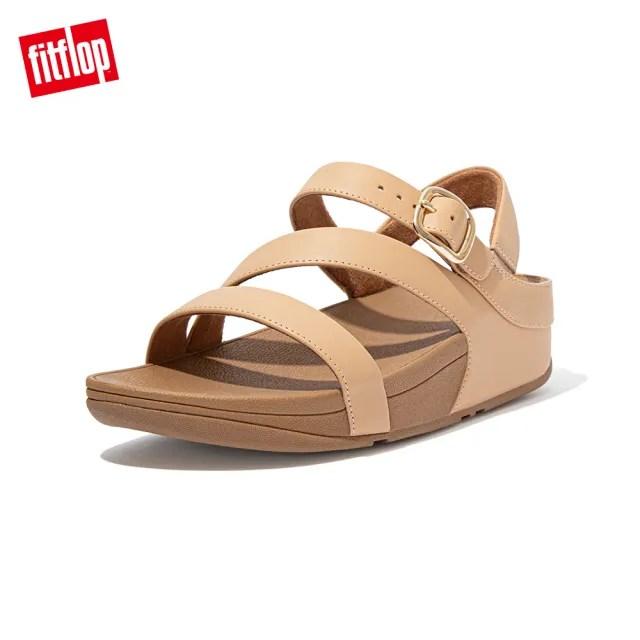 【FitFlop】THE SKINNY II BACK-STRAP SANDALS 可調式後帶涼鞋-女(胭脂裸膚)