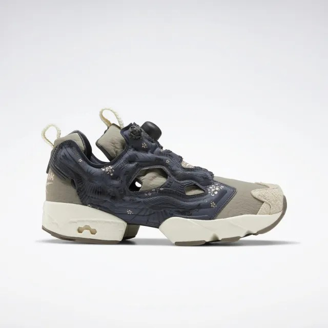 【REEBOK】經典鞋 INSTAPUMP FURY OG 男款 女款 藍(FX3660)