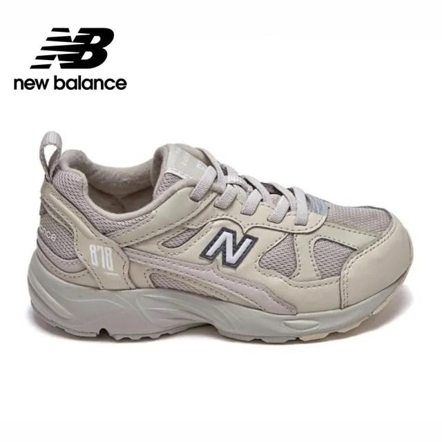 【NEW BALANCE】NB 童鞋_男鞋/女鞋_奶茶色_PV878KOB-W楦