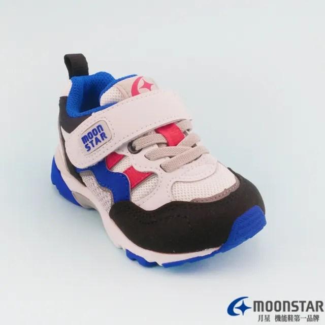 【MOONSTAR 月星】月星Hi系列3E童鞋(MSC22935  15~21公分)