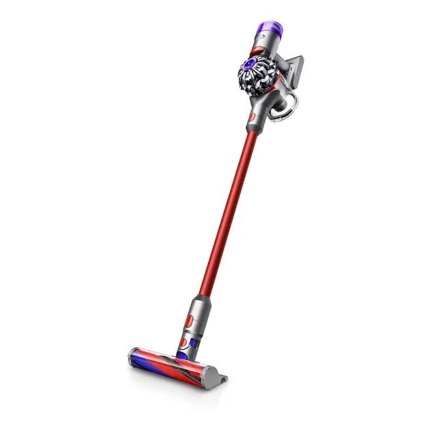 【dyson 戴森】V8 Slim Fluffy 無線吸塵器(專為亞洲家庭設計)