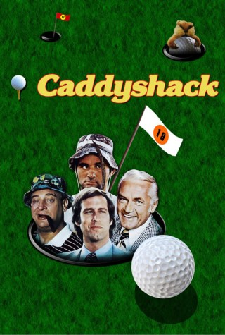 Image result for caddyshack poster