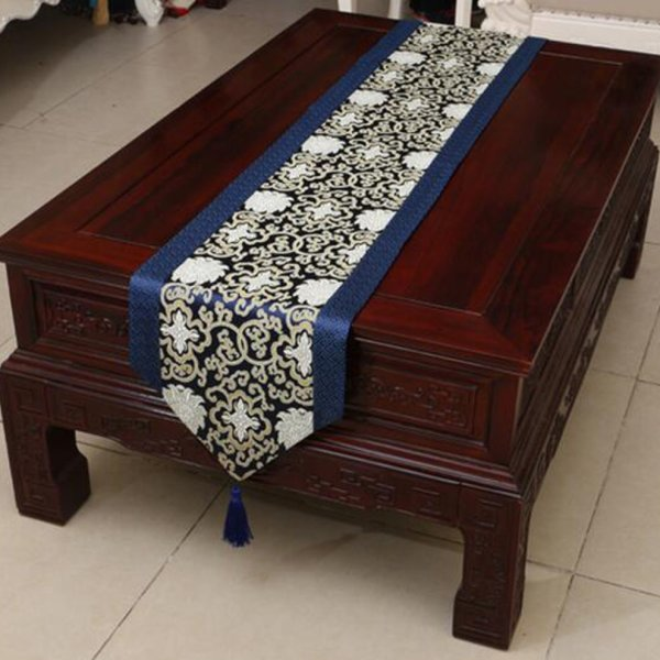 Beautiful Dining Table Runner Chinese Style Cloth