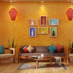 Indian Traditional Living Room Interior Design White Images Ethnic Designs Nagpurentrepreneurs Ideas