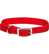 Choostix Dog Collar Small Red by CHOOSTIX Online